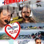 Rassemblement des femmes pilotes